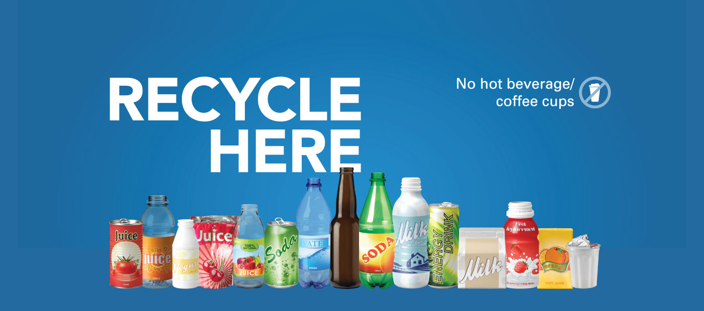 Beverage containers accepted by Leduc Bottle Depot